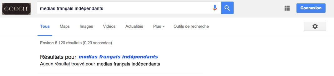 media francais independants